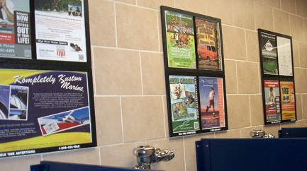ITA Promotions Restroom Advertising