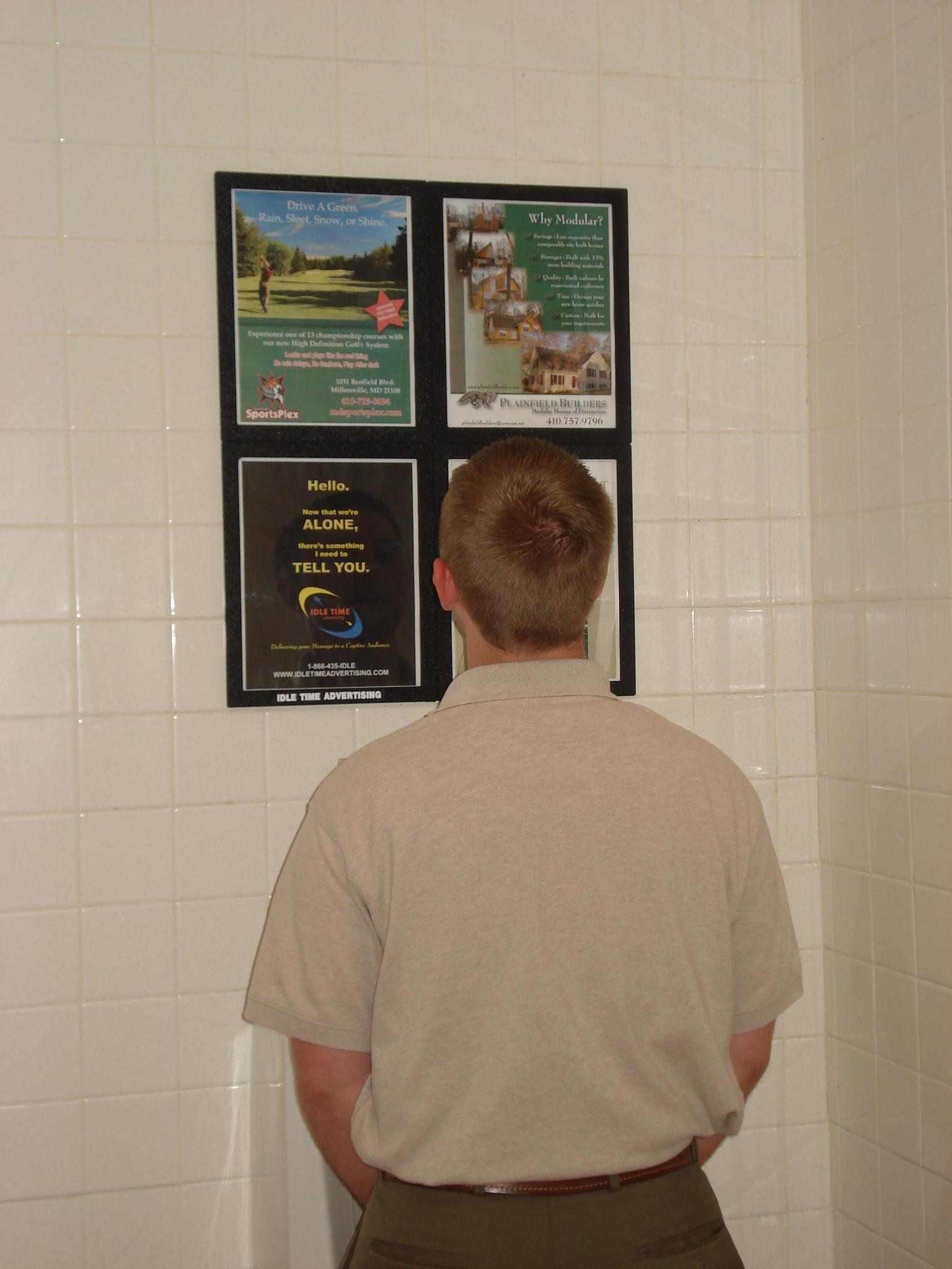 Ita promotions baltimore md guerrilla marketing restroom are solutioingenieria Images